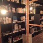 箱崎の隠れ家ブックカフェ、ivsiさんに来ています(^^)