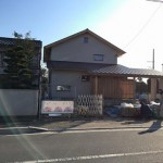 お引き渡し間近の、久留米水天宮通りのお住まいです。