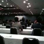 総合メディカル 小山田浩定会長の講演会を聞いてきました