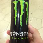 Monster Energy(モンスターエナジー)を飲んでみた