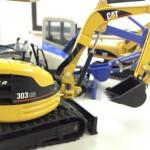 小型車両系建設機械(整地・運搬・積込み用及び掘削用)の運転者特別教育を修了しました
