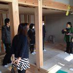 鳥飼ゲストハウス現場見学会&勉強会を開催しました 3月24日(日)