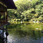 友泉亭公園、都会にある大人のやすらぎ空間