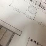 建築模型をつくって立体で感じていただく