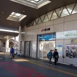 日曜の午前中にちょっとした鉄道の旅(春日駅ー博多駅)