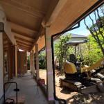 香住ヶ丘の家、仕上げ工事に入っております。