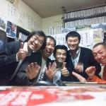 ベストセラー作家、田口智隆様と石井達也様、高橋秀樹様の来福