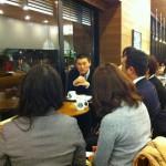 お金の勉強会 開催報告 2012.01.16