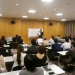 熊本で「一期一会」様の講演会で講演しました!2013.04.18