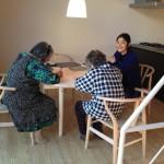 ゲストハウス完成見学会をこっそり開催