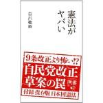 憲法がヤバい 白川敬裕(著)を読んで、考えを明文化する大切さを学んだ #211