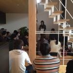 近畿大学の学生さんたちにご来訪いただきました!