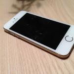 【ご報告】iPhone5sに買い換えての感想