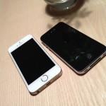 iPhone5sに買い換えました