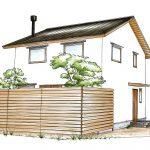 でんホーム新モデルハウスを建てます! [でんホーム新モデルハウス記 1]